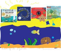 caldecott award winning children's books and accompanying activities with a link to a free printable teaching children how books are made