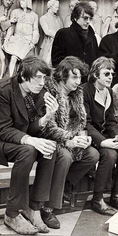 Pink Floyd · Royal Albert Hall 8 Dec 1966. And then there is Syd. The man apart