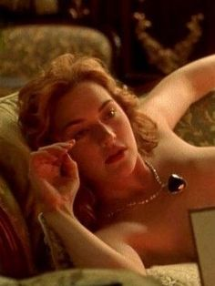 Opinion you kate winslet naked titanic