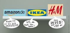 5 alternative Online-Shops, die du kennen musst (Alternativen zu Amazon, H&M und Ikea Foto: © virtua73 - Fotolia.com)