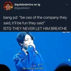 Bts Memes Hilarious, Bts Funny Videos, Bts Bangtan Boy, Bts Boys, Jimin, Seokjin, Hoseok, Namjoon, Taehyung