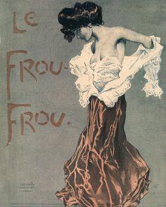 Le Frou Frou 1907