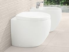 Toilets from Villeroy & Boch – innovative & functional