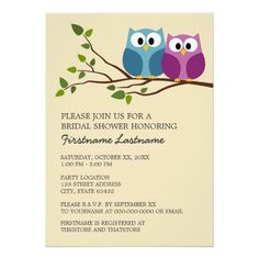 Review Bridal Shower with Owl Couple on Branch 5x7 Paper Invitation Card We provide you all shopping site and all informations in our go to store link. You will see low prices on