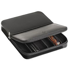 Visconti Dreamtouch Leather Pen Case for Six Pens £68
