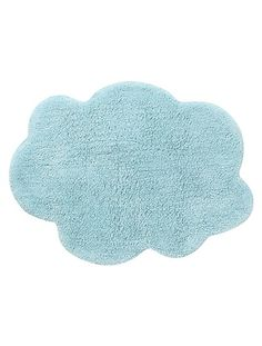 Cloud Rug Blue+Grey