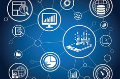 What Is Blockchain In Supply Chain Logistics and How Does It Work? Key Player, Microsoft Corporation, Supply Chain Management, Bitcoin Wallet, Blockchain Technology, Market Research, Bitcoin Mining, Life Science, App Development