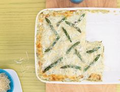 This recipe uses two popular Italian lasagna fillings: asparagus and pesto.  Asparagus-Pesto Lasagna, 4.0 out of 4 based on 1 rating