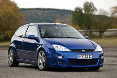 Ford Focus RS - the original fast Focus