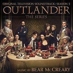 Bear McCreary - Outlander: Season 2 - O.S.T. (CD) : Target