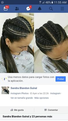 peinados productos de belleza Cool Braid Hairstyles, Dance Hairstyles, Work Hairstyles, Wedding Hairstyles, Hot Hair Styles, Curly Hair Styles, Natural Hair Styles, Cool Braids, Braid Styles