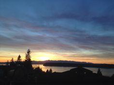 Mukilteo Wa Sunset