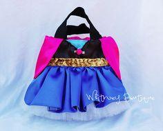 Anna Princess Tote Bag por WhitneyBoutique en Etsy