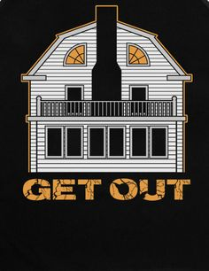 The Amityville Horror I LOVE THIS. I want it on a shirt.