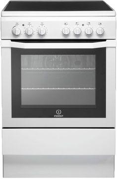 Indesit 60cm Ceramic/Electric Freestanding Cooker from Noel Leeming