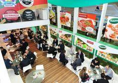 Pela 7ª vez consecutiva a Alta Comunicazione e a Alta Eventos organizou, acompanhou e gerenciou o estande da Cargill na feira APAS (Feira de Negócios em Supermercados), a maior feira do setor supermercadista da América do Sul, que foi realizada entre os dias 7 e 10 de maio no Expo Center Norte, em São Paulo.