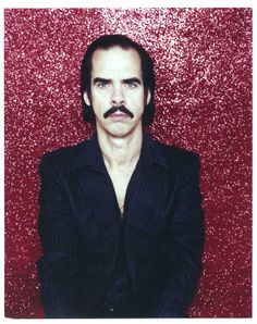 Nick Cave, one of my favorite contemporary musicians of all time.