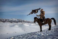 Dove osano le aquile di Kevin Frayer | Rivista Studio #fotografia #animali