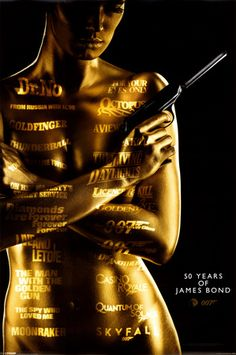 James Bond 007, 50eme anniversaire