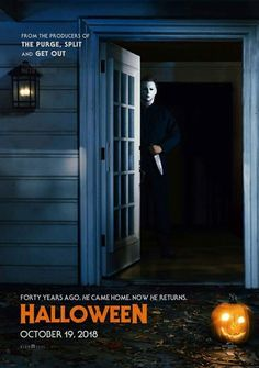 Halloween Returns Movie Poster........