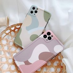 $11.39 | SoCouple Phone Case For iPhone 11 Case For iphone XR X Xs max 11 Pro Max 7 8 Plus SE INS Fashion Matte Soft IMD Back Cover Coque Outfit Accessories FromTouchy Style | Free International Shipping. Cute Iphone 5 Cases, Cute Cases, Iphone Phone Cases, Iphone Pro, Best Iphone, Cheap Iphones, Aesthetic Phone Case, Iphone Accessories, Apple Products
