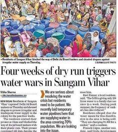 #Kejriwal has turned a blind eye as #Delhi suffers #dhongiaap