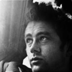 James Dean - close up - Face Shot