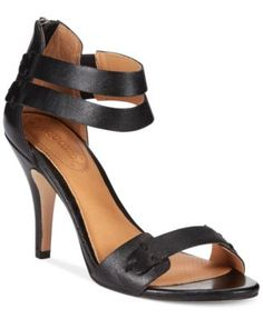 Corso Como Turks Two-Piece High Heel Sandals | macys.com