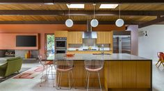One Oregon couple loved their 1950s era home, and they wanted more of the same.
