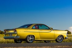 Holden FB Tailspin side view