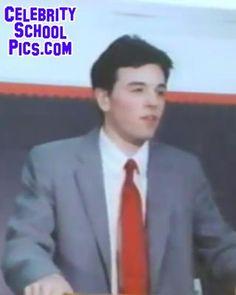 Seth MacFarlane - Celebrity School Pic