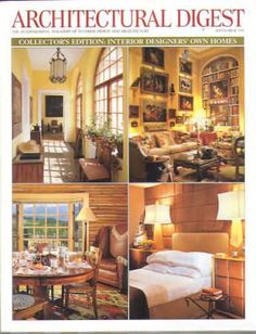 Architectural Digest - September 1997