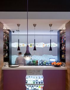 Great Bar and Cabinets