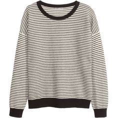 H&M Cashmere jumper (€68) ❤ liked on Polyvore featuring tops, sweaters, shirts, jumpers, cashmere tops, cashmere shirt, cashmere jumper, long sleeve tops and h&m shirts
