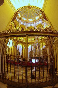 Grenade - Granada 43 la Cathédrale