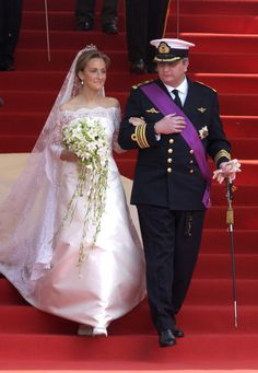 The Wedding Of Prince Laurent Of Belgium Claire Coombs At The St Michael Cathedral In Brussels
