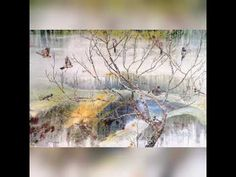 Sparrows in tree. Oil on Canvas. 1m x 790mm -Commisions are welcome- #isakandsuzanneartworks - YouTube Sparrows, Tree Oil, Collaboration, Oil On Canvas, Artwork, Youtube, Painting, Work Of Art, Painted Canvas