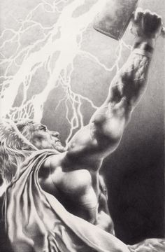 Thor by Jay Anacleto