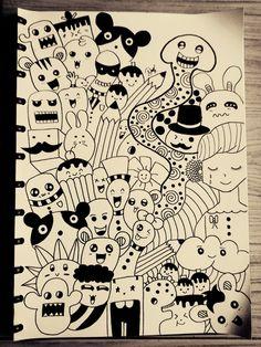 Dwi...: Doodle