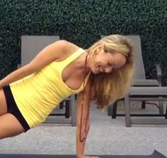Strength & Peace: Yoga for Core Strength with Kino MacGregor