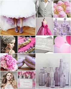 Cute pink Wedding ideas