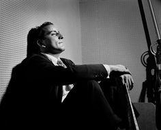 Tony Bennett by Herman Leonard