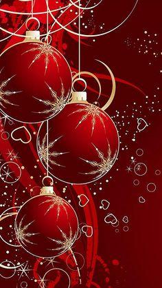 idea for christmas art windo Noel Christmas, Vintage Christmas Cards, Winter Christmas, Christmas Bulbs, Christmas Crafts, Christmas Decorations, Xmas, Tree Decorations, Christmas Printables