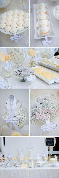 Mesa de dulces 11 pasos sencillos para organizarla - Organizar bautizo original ...