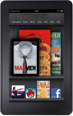 Kindle Fire...good enough to match and dare I say beat? the iPad2? #apple #amazon #kindlefire #ipad