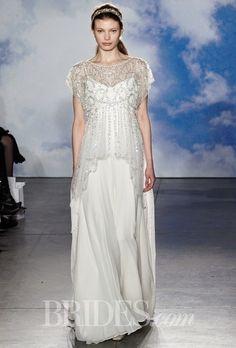Jenny Packham Wedding Dresses - Spring 2015 - Bridal Runway Shows - Brides.com | Brides