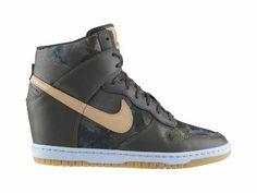 Nike Dunk Sky Hi Liberty Women's Shoe - $145