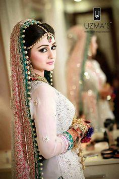 Matha patti - Indian bridal jewellery