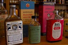 Gallery For > Old Medicine Bottles