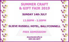 Craft & Gift Fair Dates for 2019 Free Admission, Summer Crafts, Craft Gifts, Christmas, Kid Craft Gifts, Xmas, Navidad, Noel, Natal